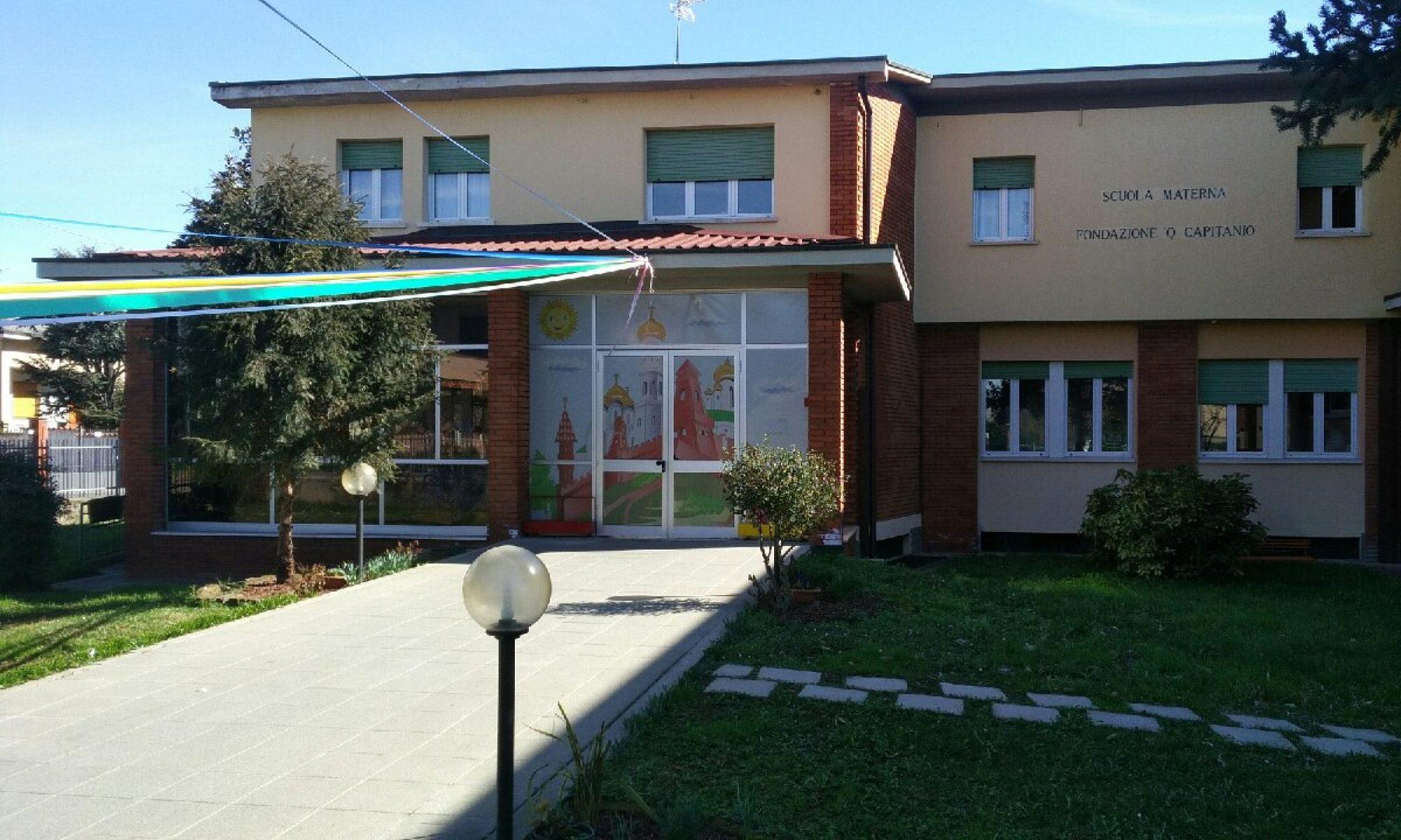 Scuola materna fondazione Quinto Capitanio